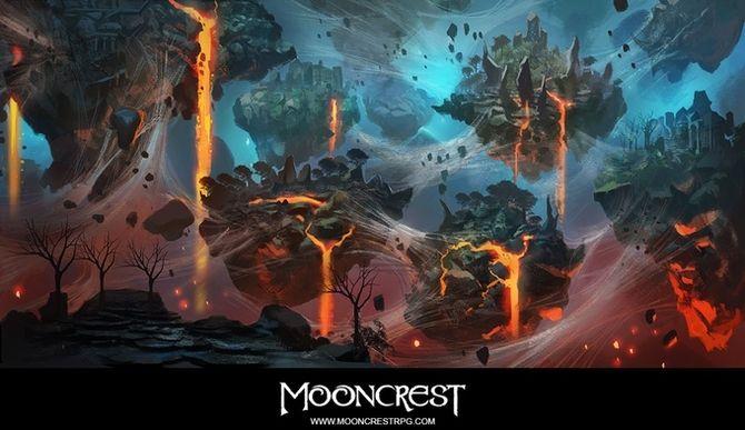 オールドスクールな新作RPG『Mooncrest』キックスタート!『Dark Souls』戦闘にインスパイア | Game*Spark - 国内・海外ゲーム情報サイト