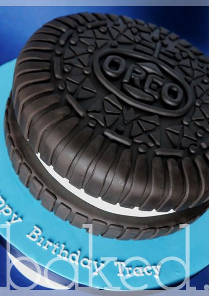 16 best Oreo Cakes Cupcakes and cookies images on Pinterest