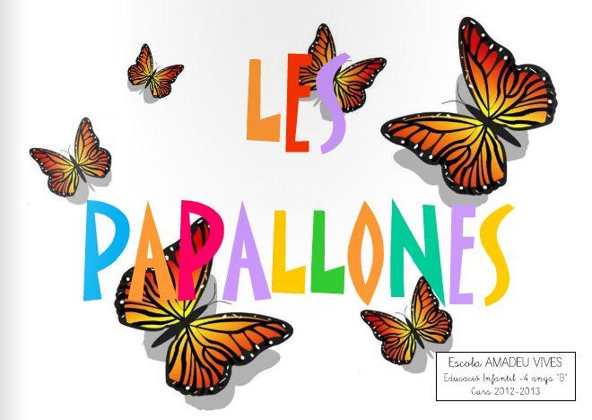 Les papallones