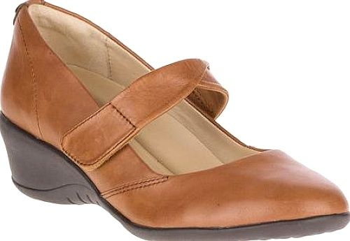 Hush Puppies Shoes - The Hush Puppies Jaxine Odell Mary Jane serves as a stylish alternative for casual outings. A removable, anatomically molded EVA footbed provides excellent comfort, while the molded rubber outsole ensures traction and durability over multiple surfaces. - #hushpuppiesshoes #tanshoes