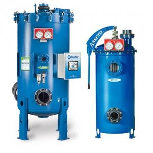Swimming Pool Defender Regenerative Media Filters by Neptune Benson. NCAquatics is an official distributor in Canada of Filtration and Disinfection systems by Neptune Benson - www.ncaquatics.com