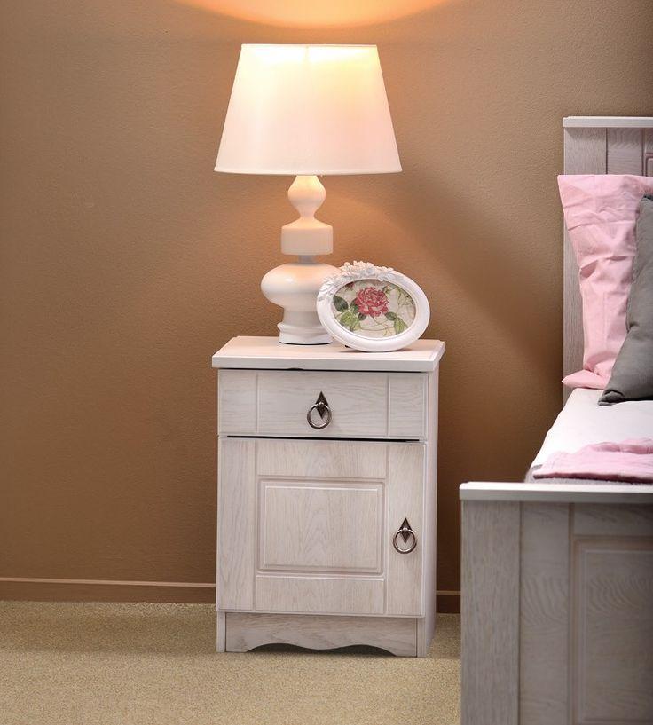 Dedeman Dormitor Blanca - noptiera - Noptiere - Mobilier dormitor - Mobilier - Dedicat planurilor tale