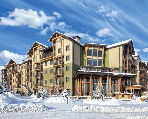 Wyndham Park City | Armed Forces Vacation Club