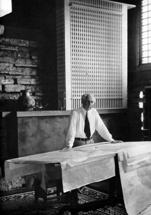 17 best images about frank lloyd wright on pinterest cove home and usonian. Black Bedroom Furniture Sets. Home Design Ideas