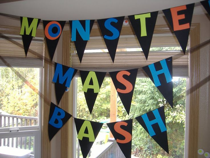 Fiesta Friday/Real Party - Monster Mash Bash