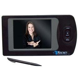 Portable sign language translator