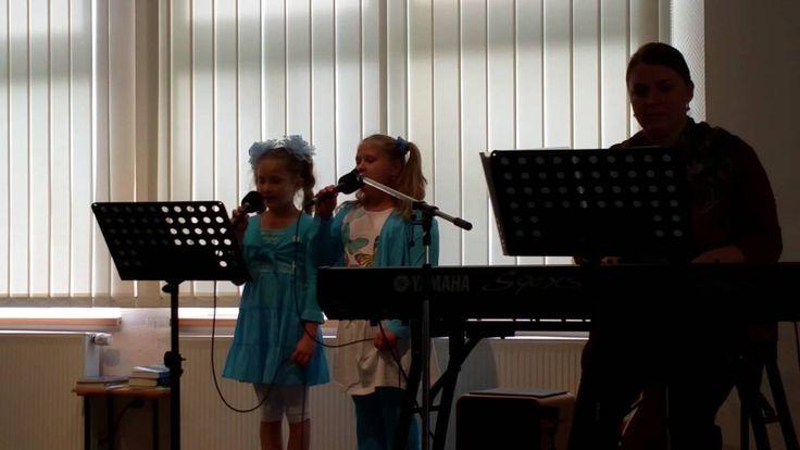 """""""Мосты любви"""".  Христианские песни. Поют дети"""