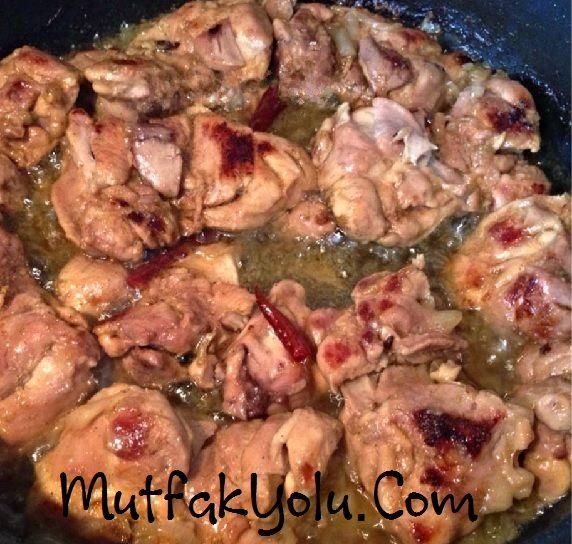 kırma tavuk kebabı (Osmanlı Mutfağı)
