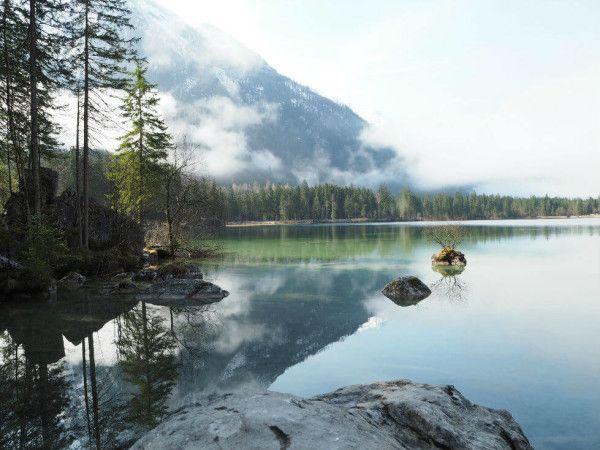 Sieben einzigartige Highlights im Berchtesgadener Land  - www.bereisediewelt.de #berchtesgadenerland #königssee #bayern