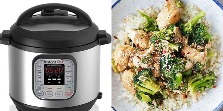 17 Whole30 Recipes You Can Make in an Instant Pot | SELF