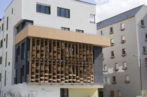 Во Франции появился первый в стране отель для насекомых