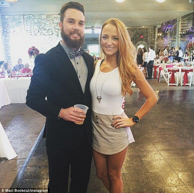 Trying to upstage the bride? Maci Bookout wore a rather racy ensemble for the wedding of h...