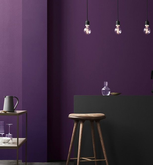 Whether you decide to go all in or prefer a more subtle approach, here's how to make purple shades work in your home.
