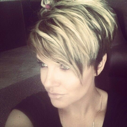 Short Wavy Hairstyles Ese : 393 best hair styles images on pinterest