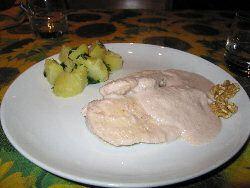 Fettine alla crema di topinambur - Carne - Pollo e tacchino - Ricette :: PuntoCR