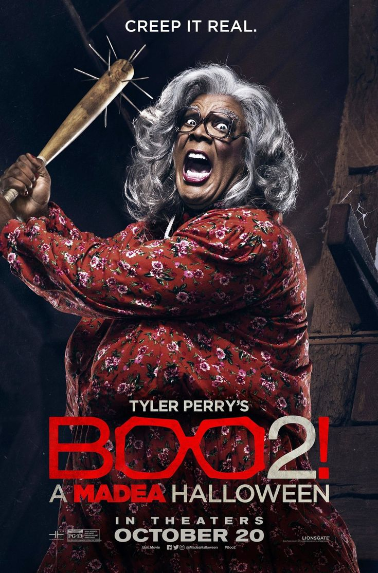 Watch Tyler Perry's Boo 2! A Madea Halloween (2017) Movie