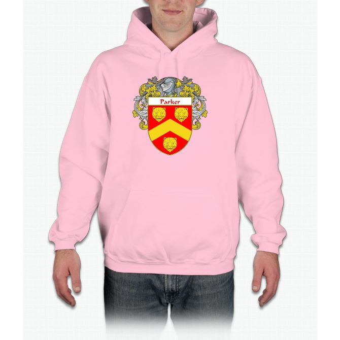 Parker Coat of Arms / Parker Family Crest Hoodie