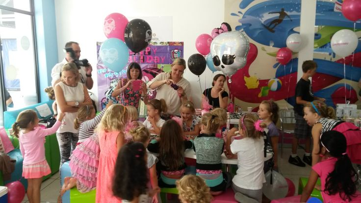 One festive party at Wakaberry Durban North