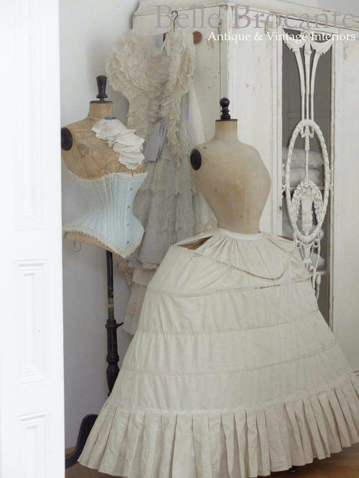 66 best bustle crinoline images on pinterest vintage. Black Bedroom Furniture Sets. Home Design Ideas
