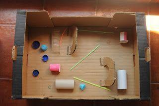 Ciencia y Juego: Pinball Casero - experCiencia