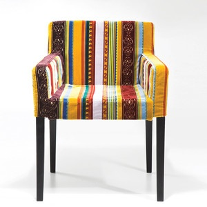 Armchair Native Pattern now featured on Fab.