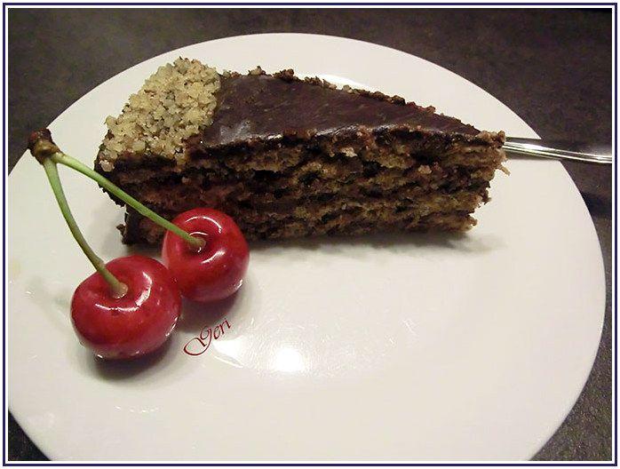 "Traditionale bulgarische Torte ""Garag"" Най–вкусната торта ""Гараш""       sehr schokoladig und saulecker страхотната рецепта и божествено вку..."