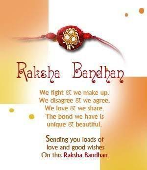 Happy Raksha Bandhan Wishes Messages Happy Raksha Bandhan Wishes SMS , Messages and Images
