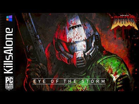 Brutal DOOM v21 ⛧ Extermination Day: Eye of the Storm (EDAY18