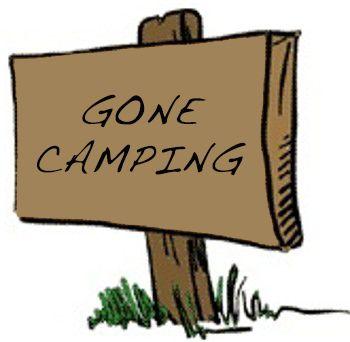 Gone Camping.. Win free crochet patterns