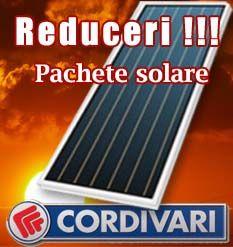 Reducere panouri solare