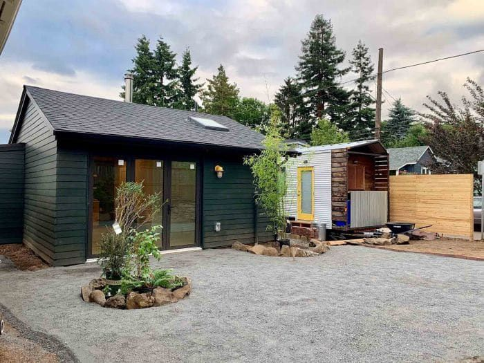 Unbelievable Before And After Garage To Granny Flat Maxable In 2020 Granny Flat Garage To Living Space Maine House