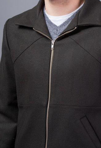 Panel Jacket – GEHRICH