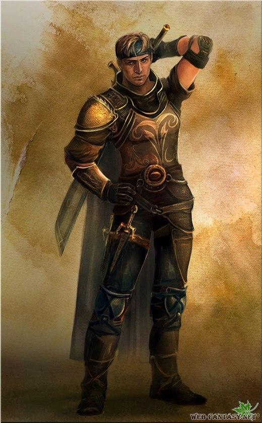 Fantasy warrior men - photo#36