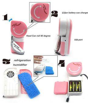 Batterysavers.com - Small Portable Air Conditioner, $ 29.87 (http://batterysavers.com/small-portable-airconditioner.html/)