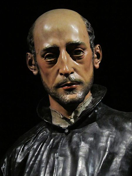Juan Martínez Montañés - San Francisco de Borja