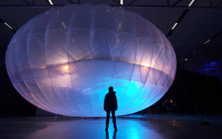 Sri Lanka will be the first fully covered by Google Loon balloons
