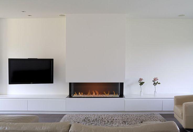 20 beste idee n over moderne huisdecoratie op pinterest moderne huizen ontwerpen - Stijlvol behang ontwerpen ...