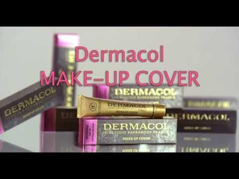 Foundations • Face • Make up • Dermacol – skin care, body care and make-up