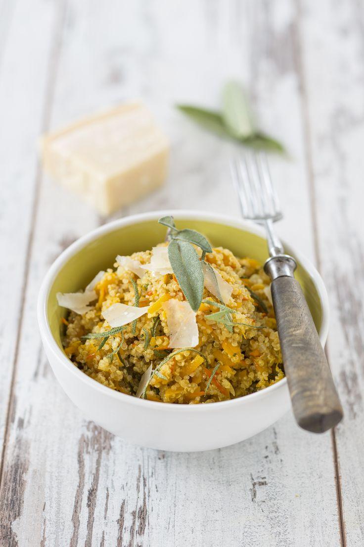Découvrez la recette du risotto quinoa