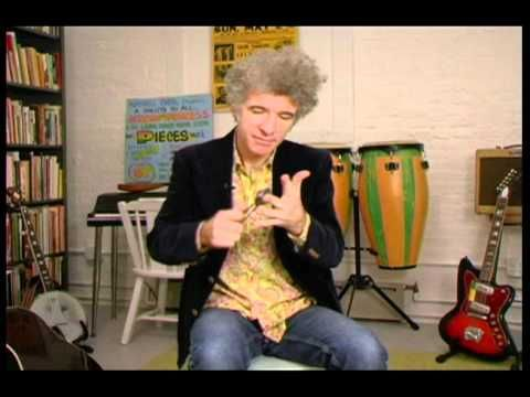 Learn how to play the spoons and other instruments right along with Dan Zanes.