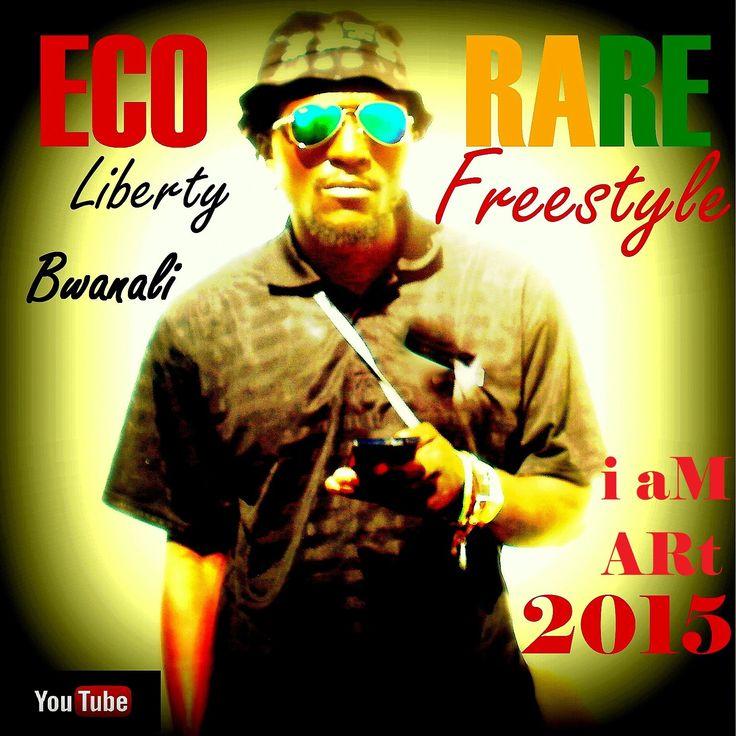 Eco Rare Freestyle Session #iaMARt by Liberty Bwanali / SM Tracks USA