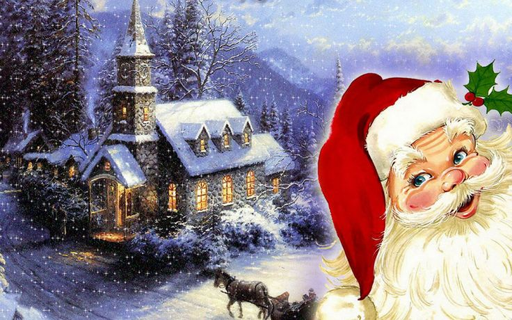 Merry Christmas HD Images 8