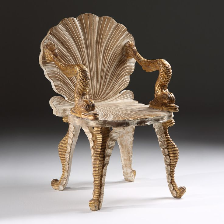 Decorative Crafts Oceano Chair 895