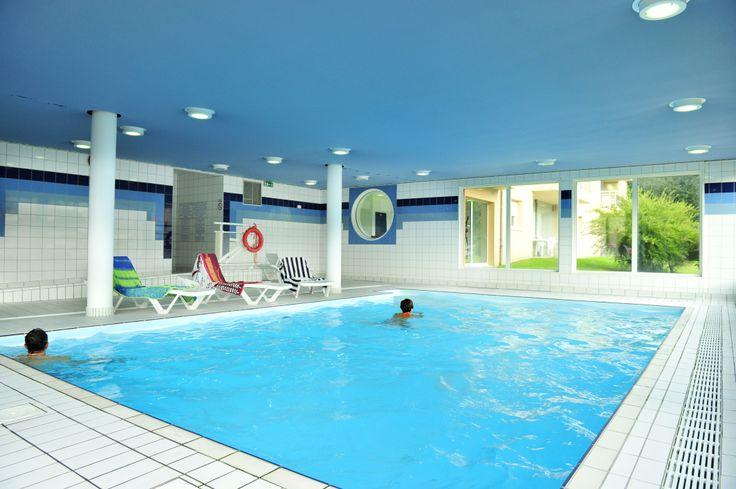 La piscine de la résidence du Golf pour passer un agréable séjour