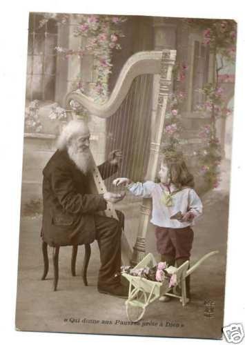 Triplett Children's Harps