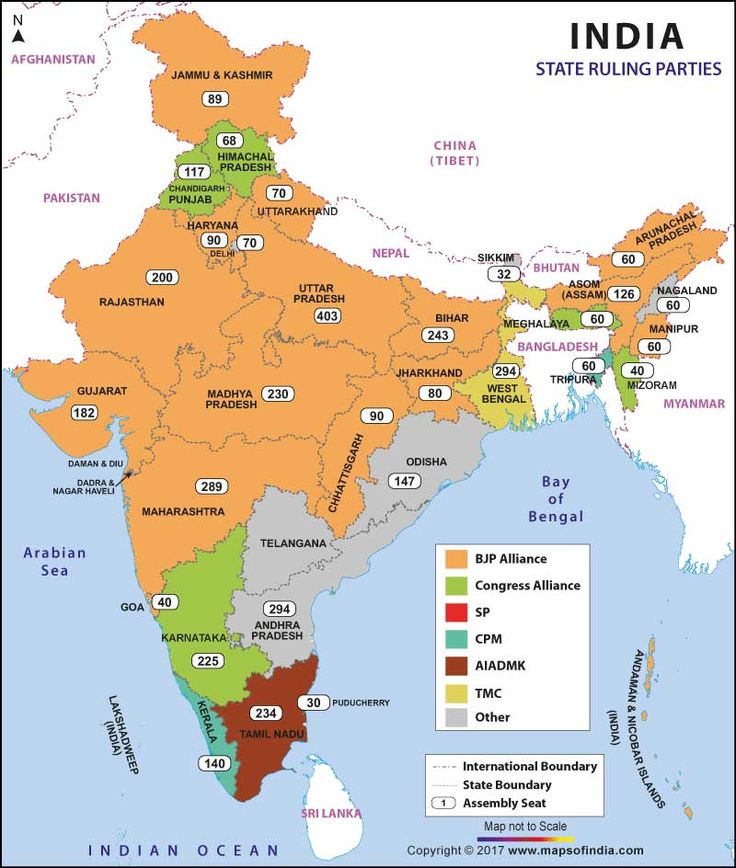 All maps of  INDIA