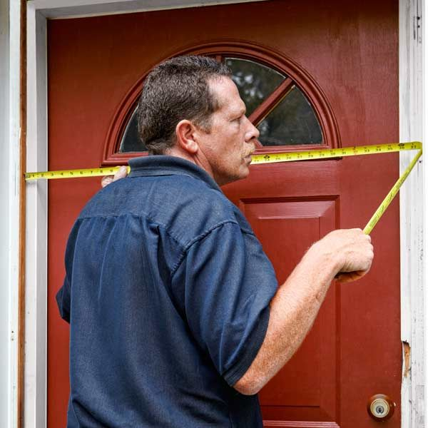 Photo: Ryan Benyi | thisoldhouse.com | from How to Install a Storm Door