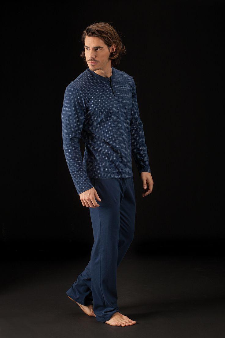 Pijama basic en algodón de Soy Sleep&Homewear Collection