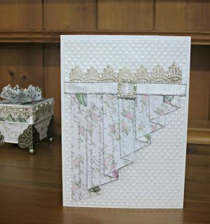 Bridget Larsen: Wedding Thank You Card - Couture Creations
