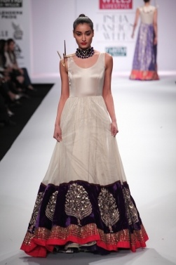 Dolly J- Wills India Fashion Week Autumn/Winter 2012 Show & Collection Review | Vogue INDIA
